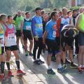 """Nos sportifs solidaires le 01 novembre 2017 """"La St Vallier"""""""